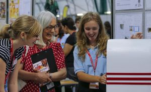 Judges at The Big Bang Fair, Photo by Pinnacle