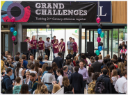 Grand Challenges - University of Exeter - June 2016
